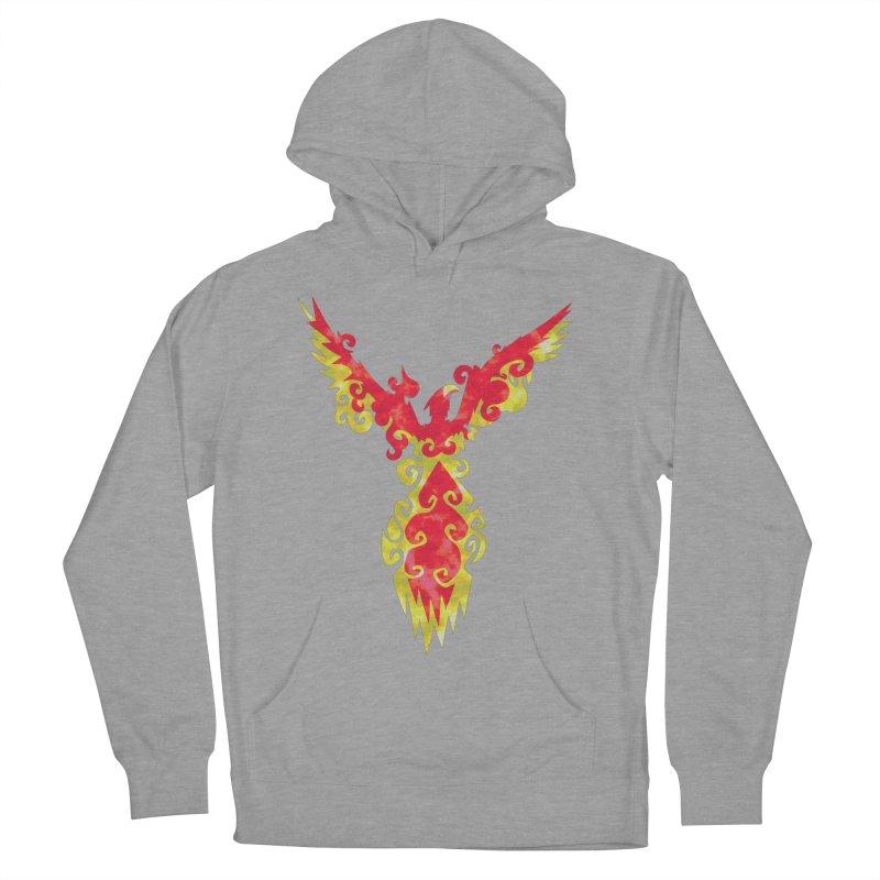 Phoenix Women's Pullover Hoody by asolecreative's Artist Shop