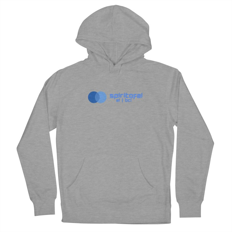 Spirit of Ai™ Women's Pullover Hoody by Aspect Black™