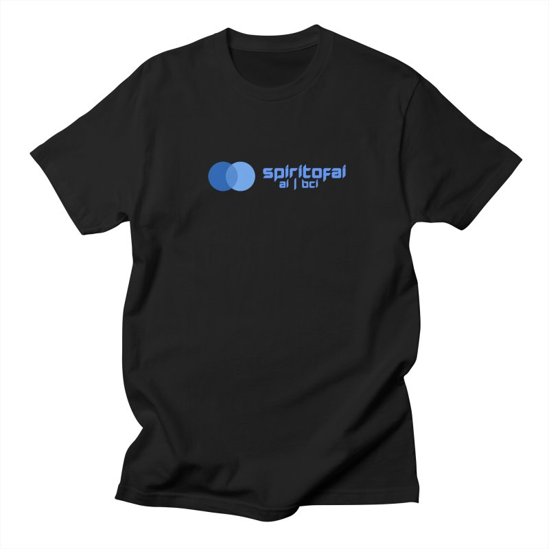 Spirit of Ai™ Men's T-Shirt by Aspect Black™