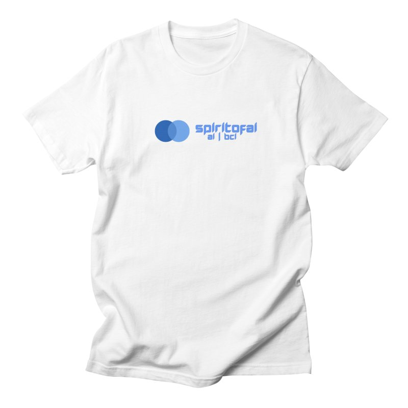 Spirit of Ai™ Women's Regular Unisex T-Shirt by Aspect Black™