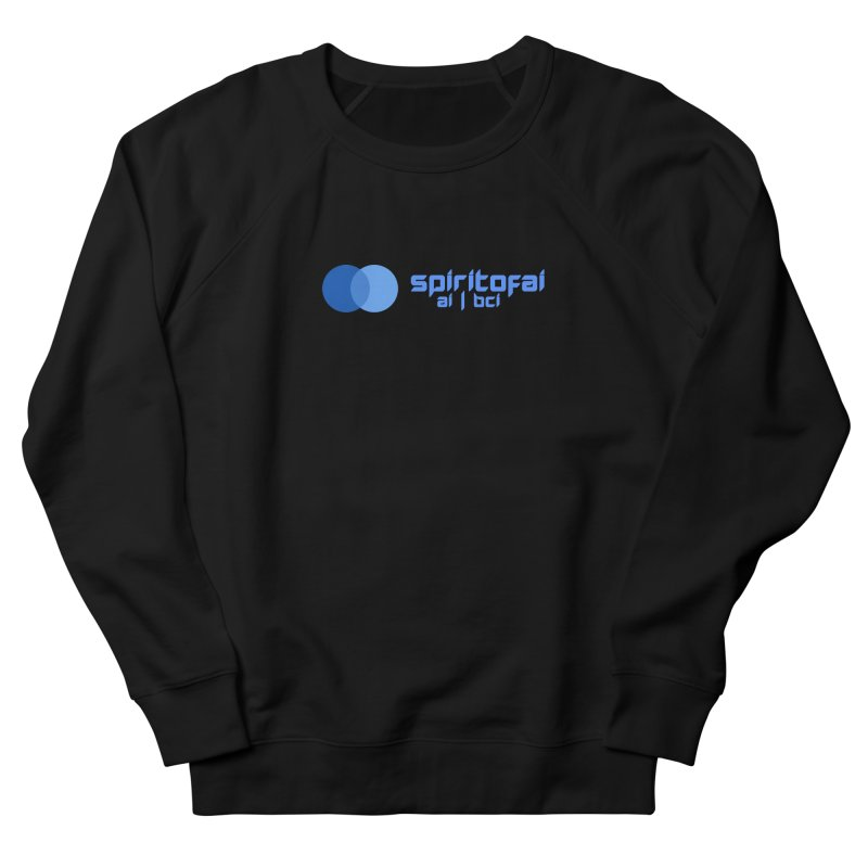 Spirit of Ai™ Men's Sweatshirt by Aspect Black™