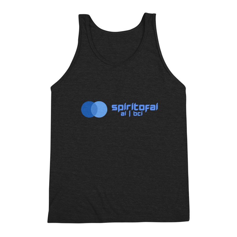 Spirit of Ai™ Men's Tank by Aspect Black™