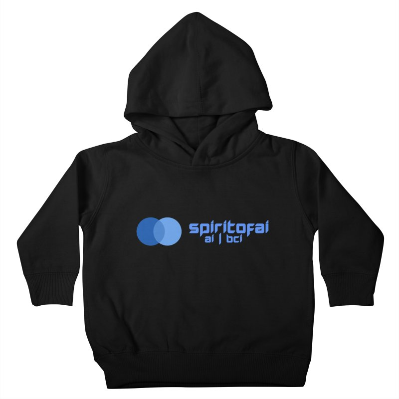 Spirit of Ai™ Kids Toddler Pullover Hoody by Aspect Black™