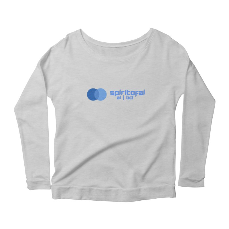 Spirit of Ai™ Women's Longsleeve T-Shirt by Aspect Black™
