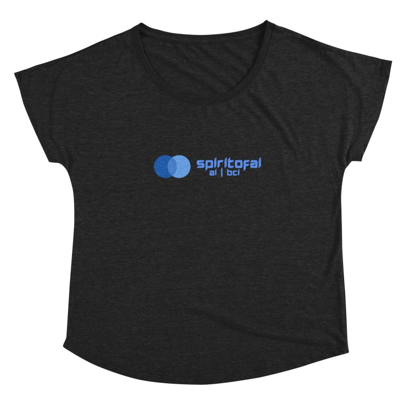 Spirit of Ai™ Women's Scoop Neck by Aspect Black™