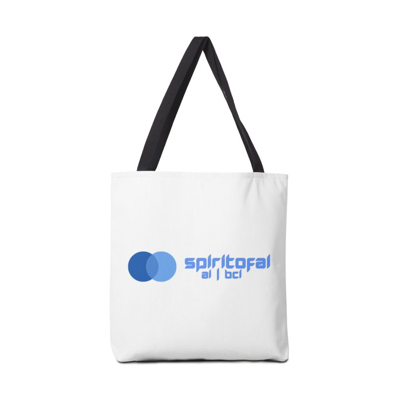 Spirit of Ai™ Accessories Tote Bag Bag by Aspect Black™