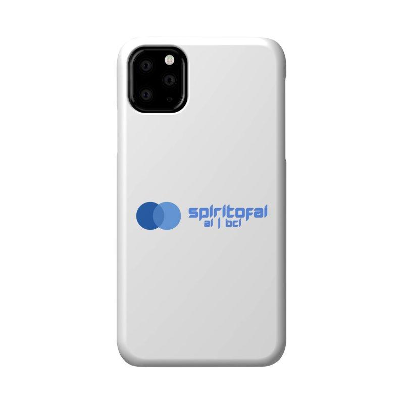 Spirit of Ai™ Accessories Phone Case by Aspect Black™