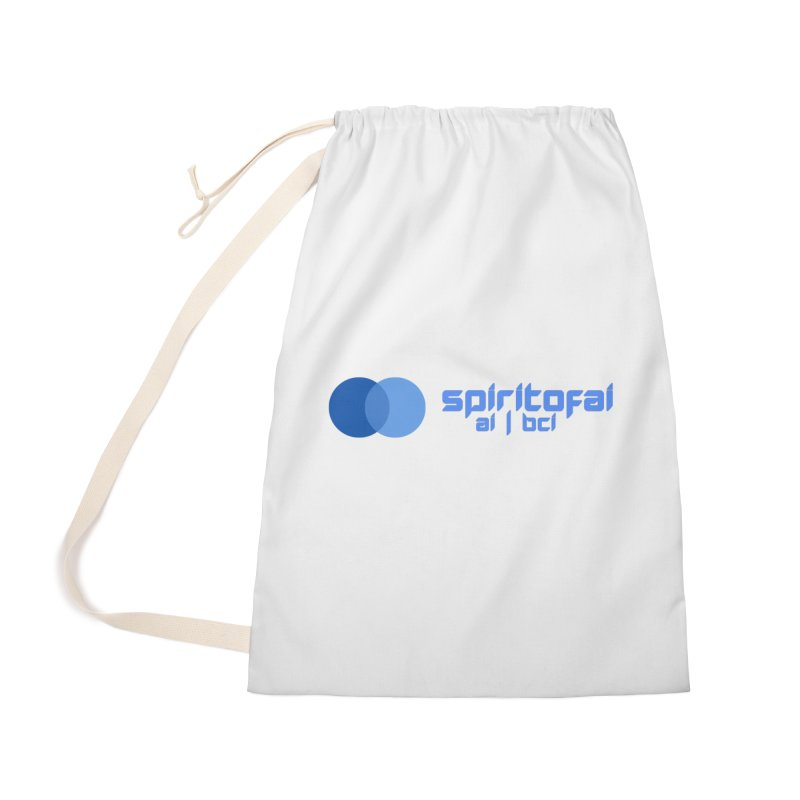 Spirit of Ai™ Accessories Bag by Aspect Black™