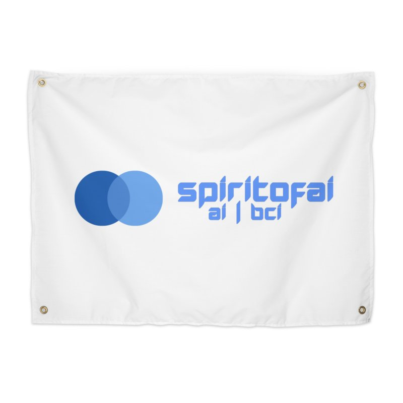 Spirit of Ai™ Home Tapestry by Aspect Black™