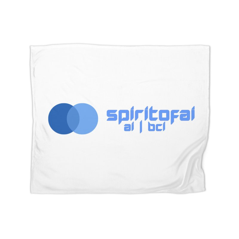 Spirit of Ai™ Home Blanket by Aspect Black™