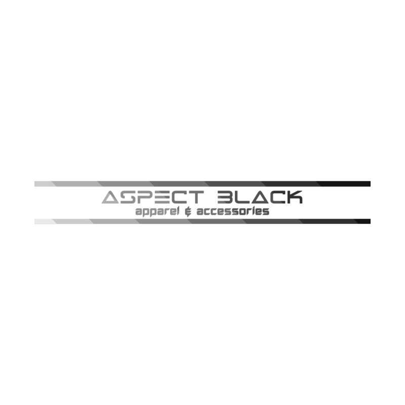 Aspect Black™ Logo Women's V-Neck by Aspect Black™