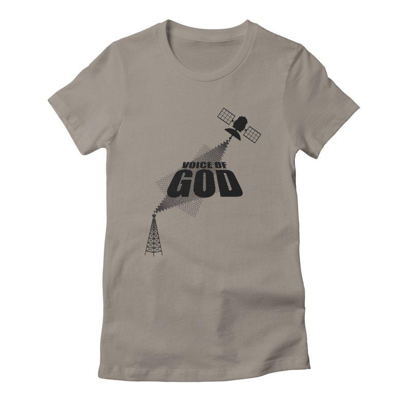 Voice of God - Light Women's T-Shirt by Aspect Black™