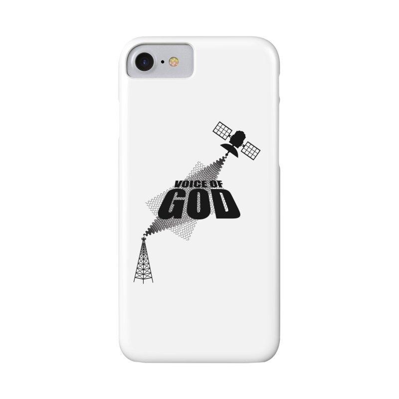 Voice of God - Light Accessories Phone Case by Aspect Black™