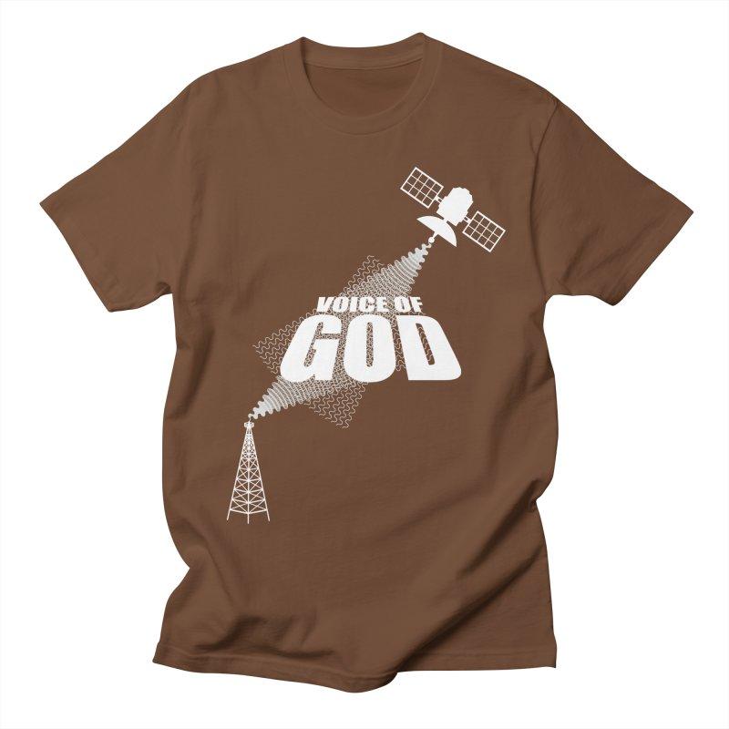 Voice of God - Dark Men's Regular T-Shirt by Aspect Black™