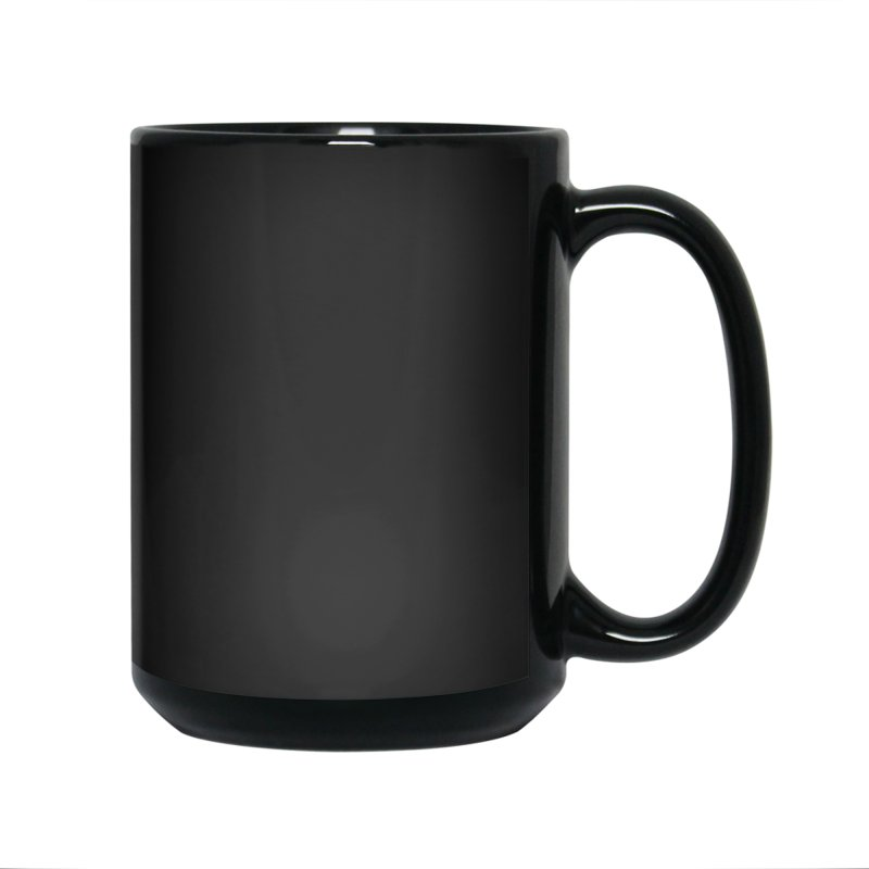 Voice of God - Dark Accessories Mug by Aspect Black™