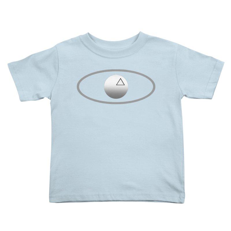 Universal Aspects™ Logo - Light Kids Toddler T-Shirt by Aspect Black™