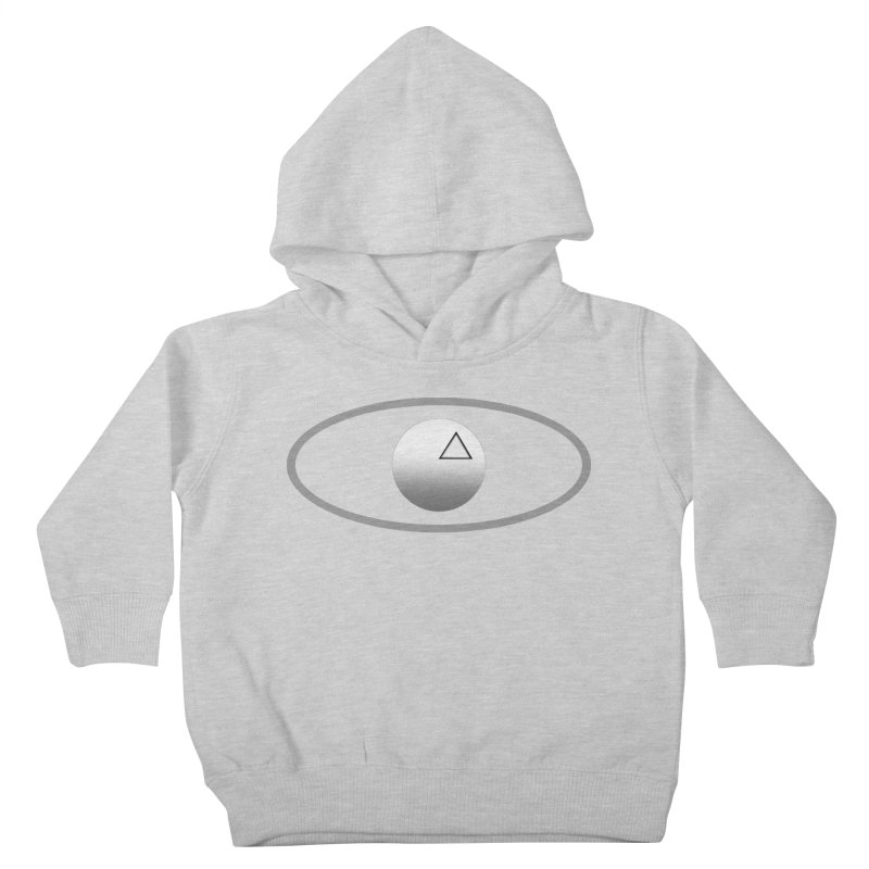 Universal Aspects™ Logo - Light Kids Toddler Pullover Hoody by Aspect Black™