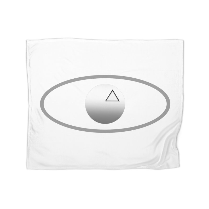 Universal Aspects™ Logo - Light Home Blanket by Aspect Black™