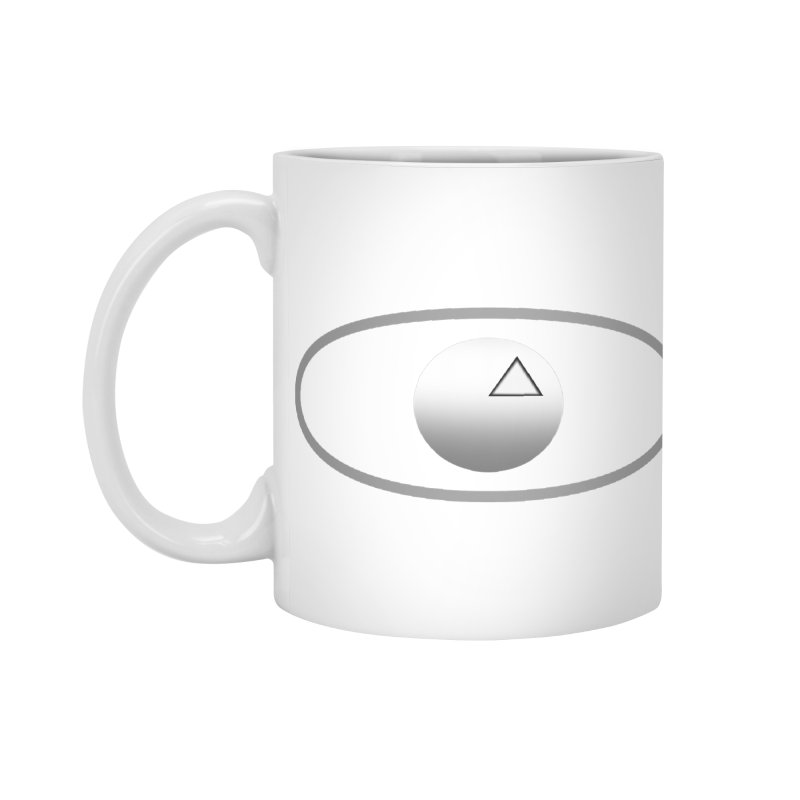 Universal Aspects™ Logo - Light Accessories Mug by Aspect Black™