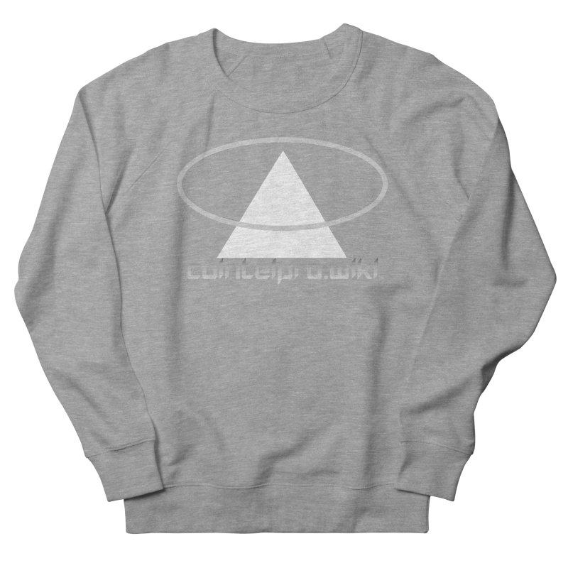 cointelpro.wiki Logo Apparel - Dark Women's Sweatshirt by Aspect Black™