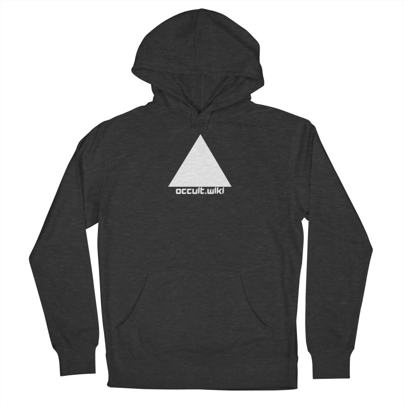 occult.wiki Logo Apparel - Dark Women's Pullover Hoody by Aspect Black™