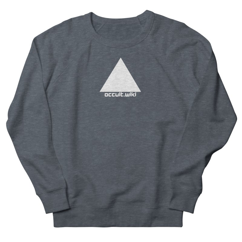 occult.wiki Logo Apparel - Dark Men's Sweatshirt by Aspect Black™