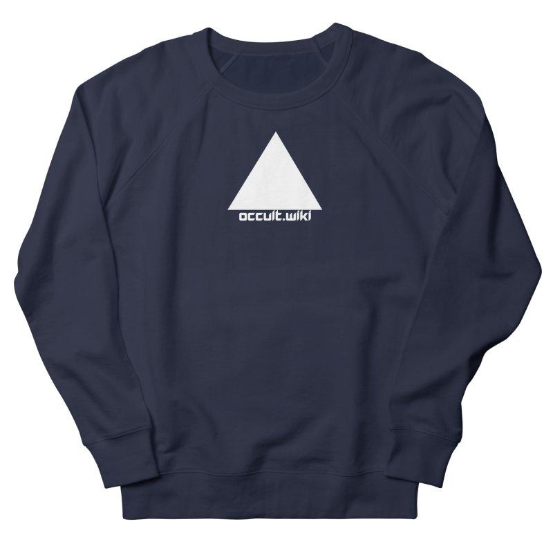 occult.wiki Logo Apparel - Dark Men's Sweatshirt by Aspect Black™