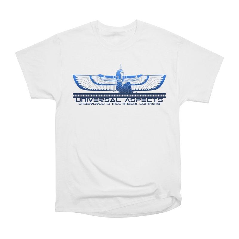Universal Aspects™ Maat Goddess Accessories Women's Classic Unisex T-Shirt by Aspect Black™
