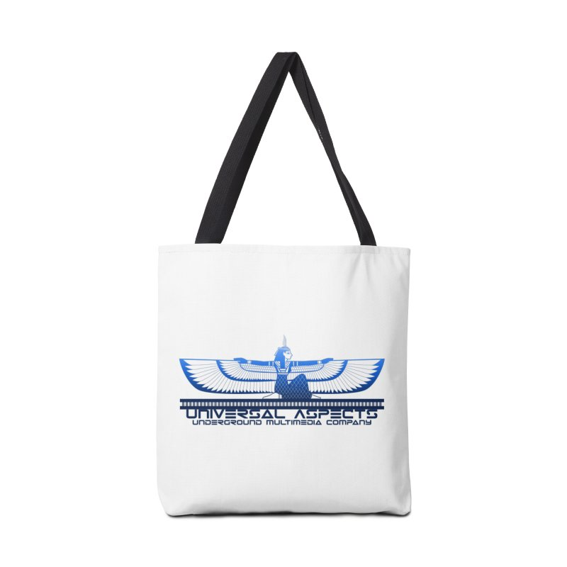 Universal Aspects™ Maat Goddess Accessories Accessories Bag by Aspect Black™