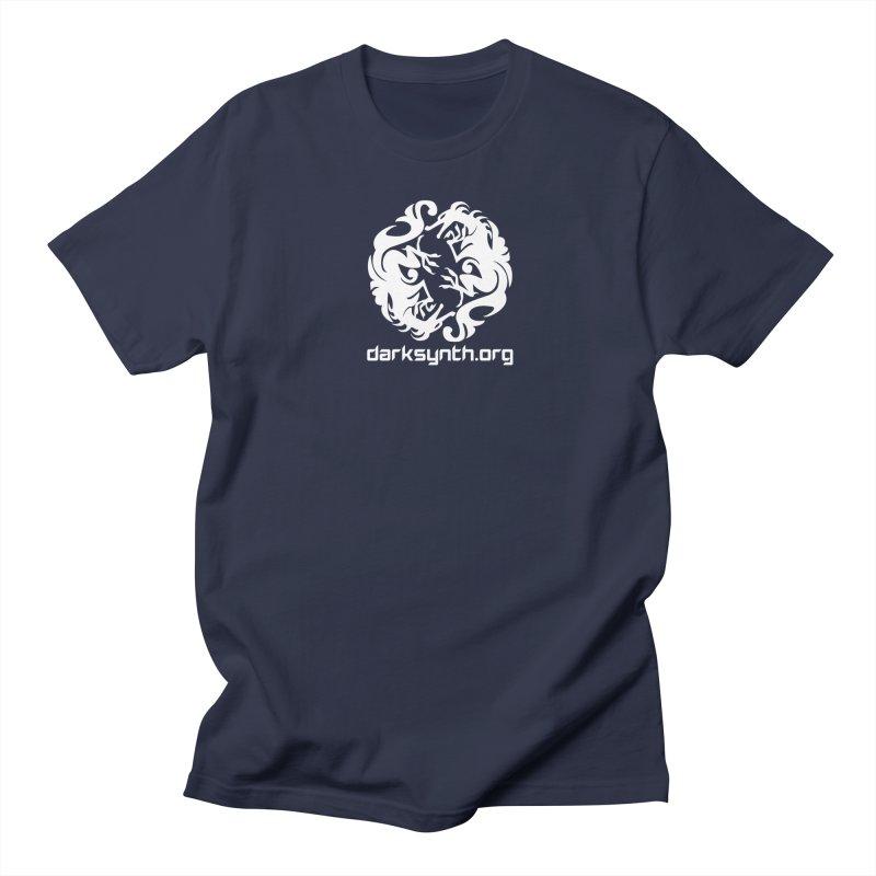 DarkSynth.org Dragon Yin Yang - Dark Women's Unisex T-Shirt by Aspect Black™