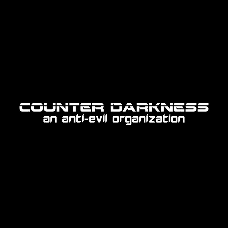 CounterDarkness.org Shirts None  by Aspect Black™