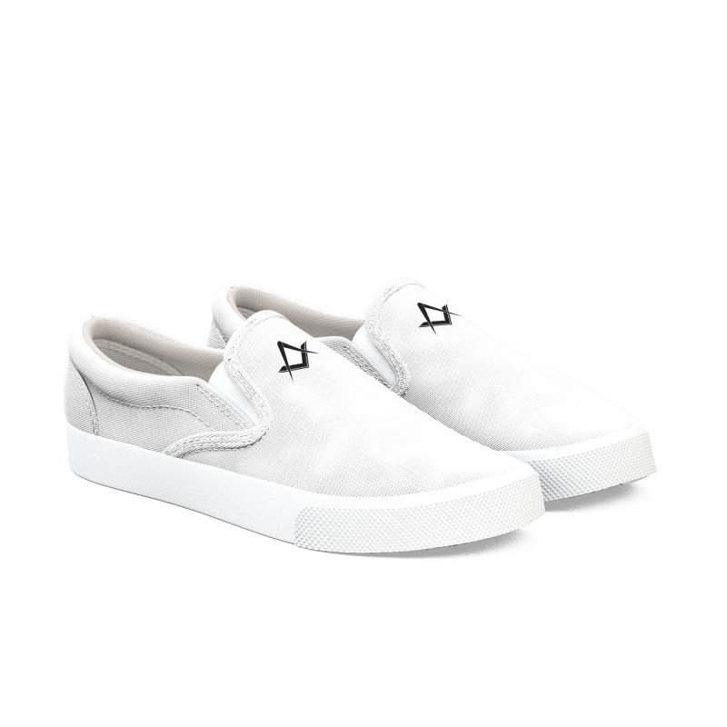 masonic slip-ons Women's Slip-On Shoes by Aspects of Black™