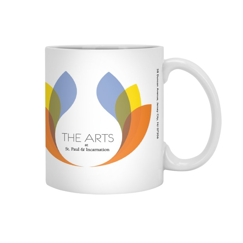 ASPI Logo Mugs & Totes! Accessories Mug by The Arts at St. Paul & Incarnation's Artist Shop