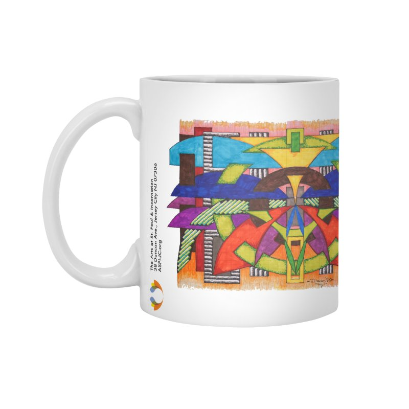 David Miley - Untitled Accessories Mug by The Arts at St. Paul & Incarnation's Artist Shop