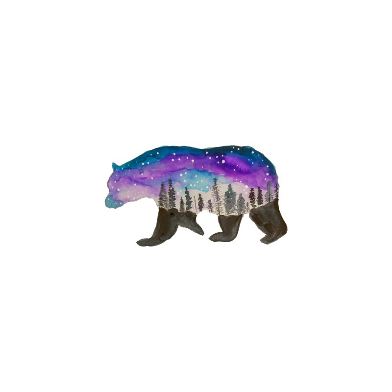 Karen Carattini - Twilight Sky Bear Accessories Mug by The Arts at St. Paul & Incarnation's Artist Shop