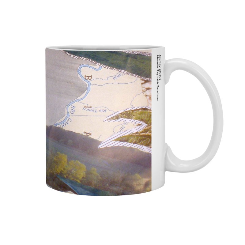 Nanette Reynolds Beachner - Journey Accessories Mug by The Arts at St. Paul & Incarnation's Artist Shop