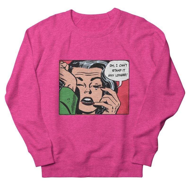 Popmodern Woman Women's Sweatshirt by Nearly Astonishing Designs