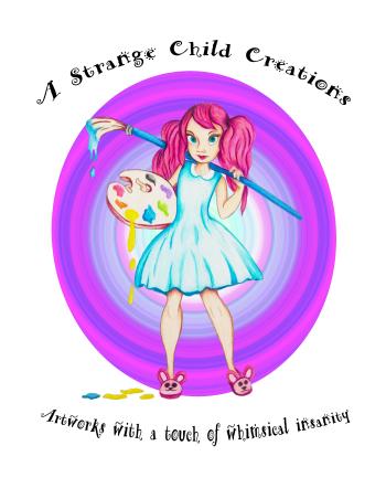 astrangechildcreations's Artist Shop Logo