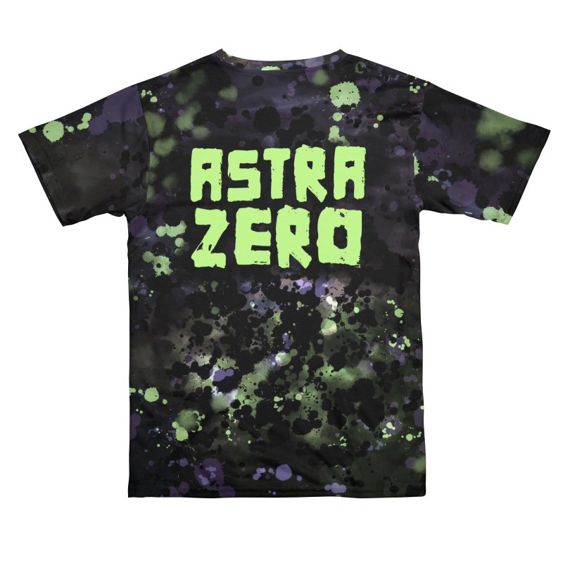 Astra Zero - The Beginning Men's Cut & Sew by ASTRA ZERO