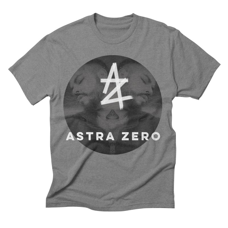 Astra Zero Men's Triblend T-shirt by ASTRA ZERO