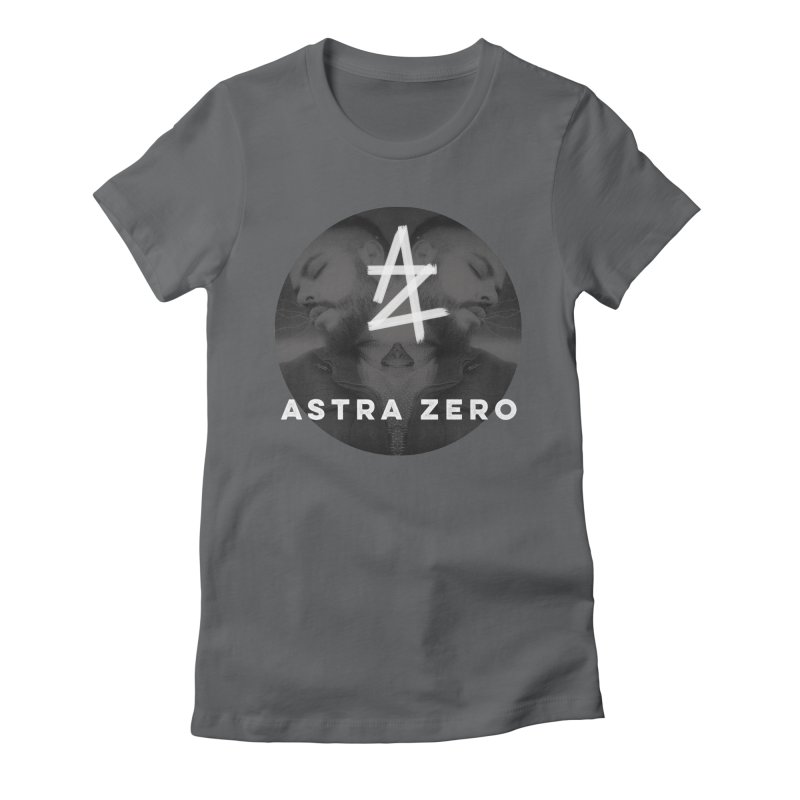 Astra Zero Women's Fitted T-Shirt by ASTRA ZERO