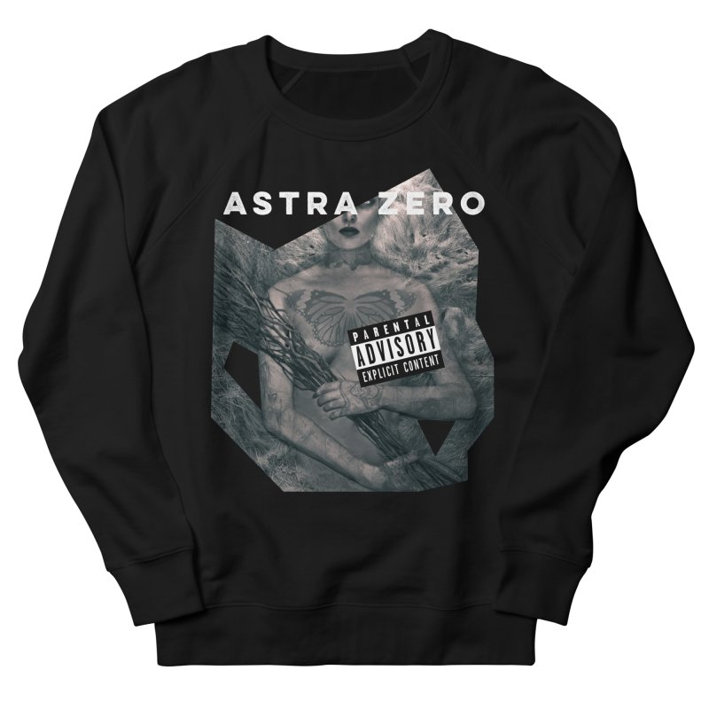 PARENTAL ADVISORY Men's Sweatshirt by ASTRA ZERO