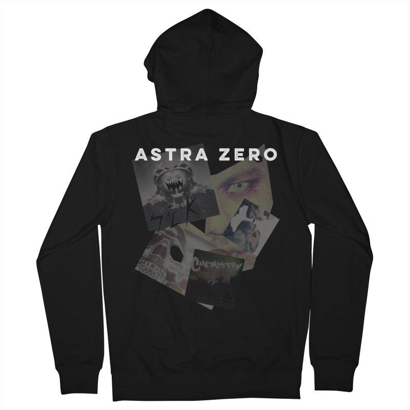 SiCk Men's Zip-Up Hoody by ASTRA ZERO