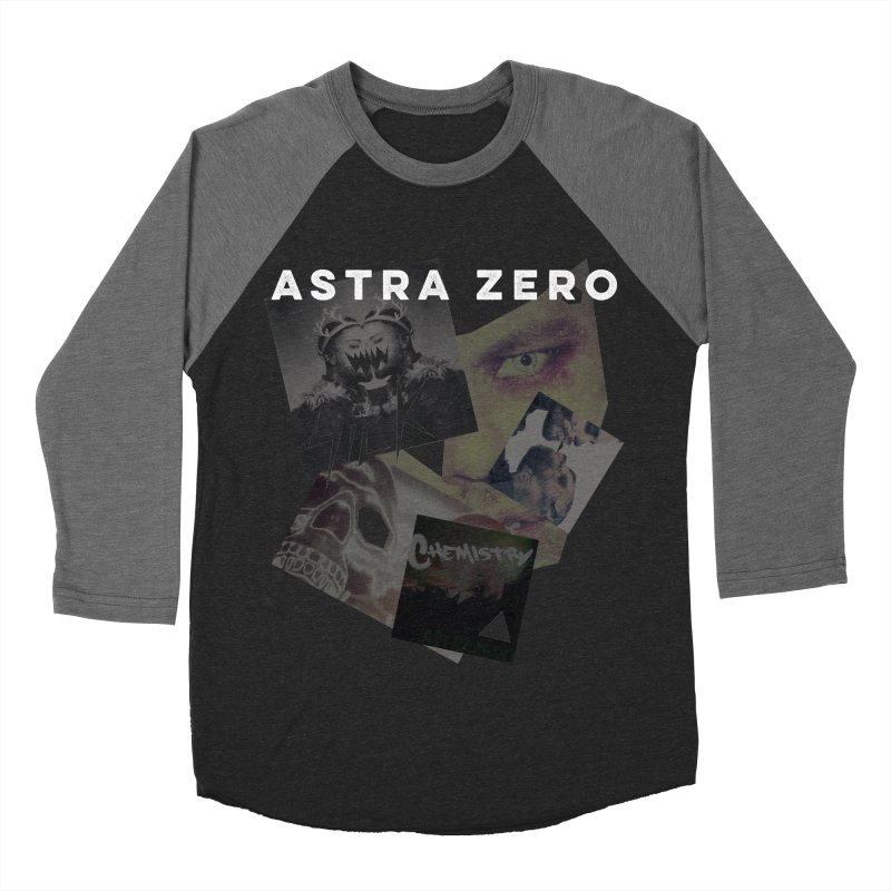SiCk Women's Baseball Triblend T-Shirt by ASTRA ZERO