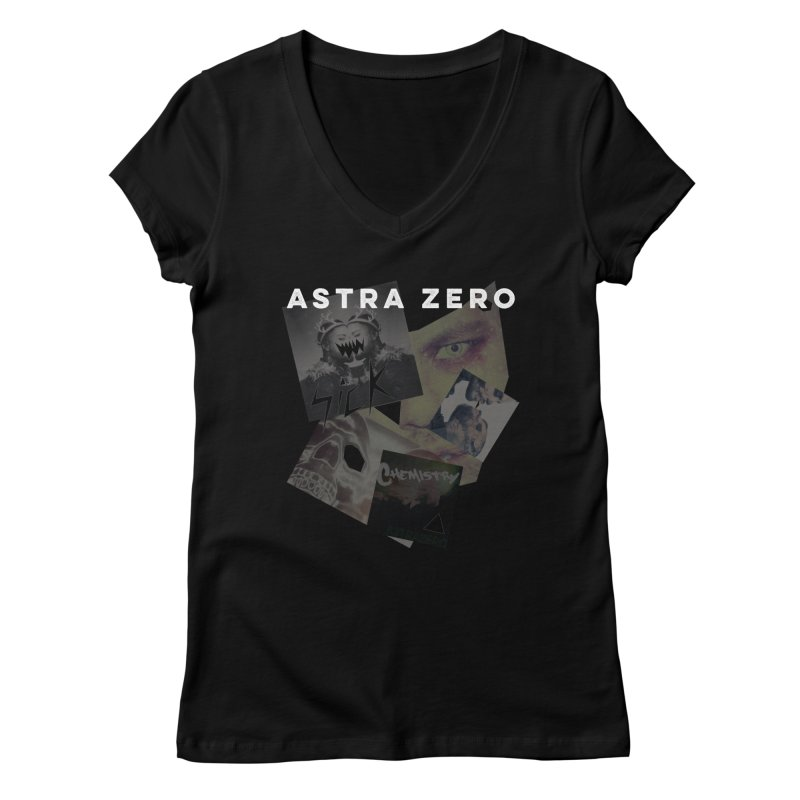 SiCk Women's V-Neck by ASTRA ZERO