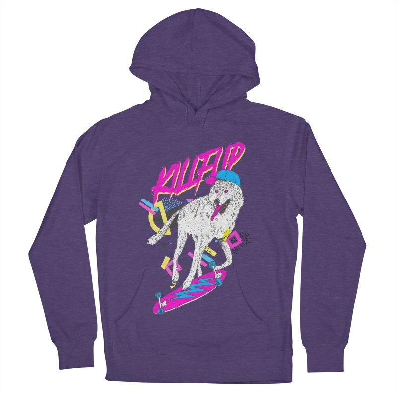Kickflip Men's Pullover Hoody by Astronaut's Artist Shop