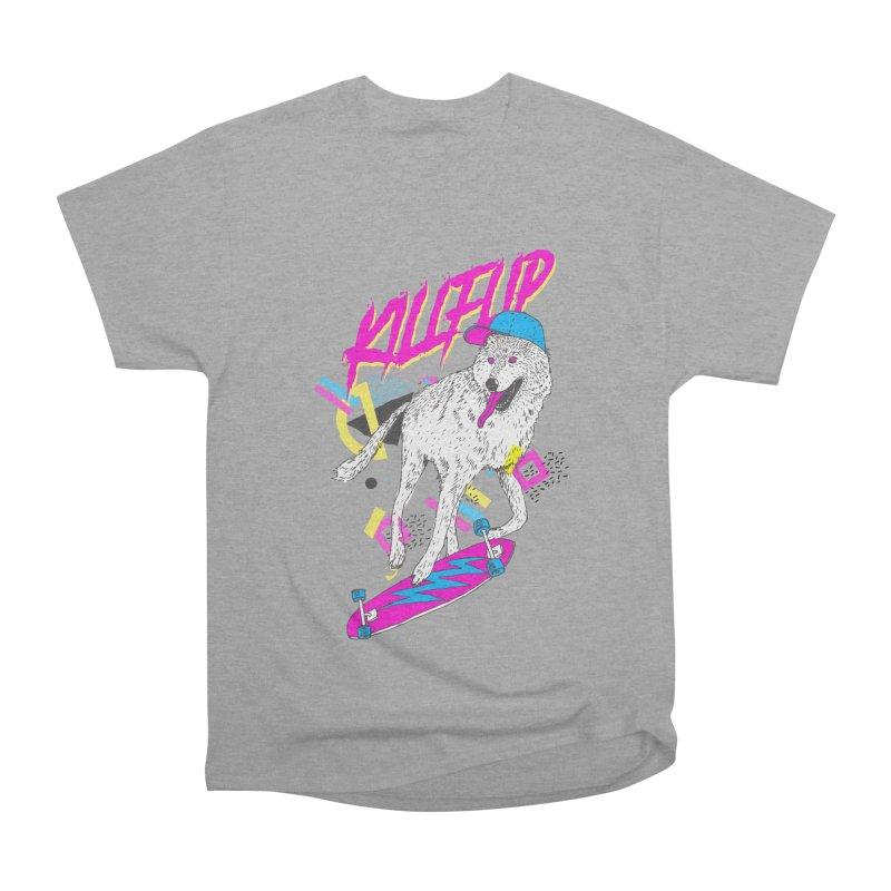 Kickflip Women's Classic Unisex T-Shirt by Astronaut's Artist Shop