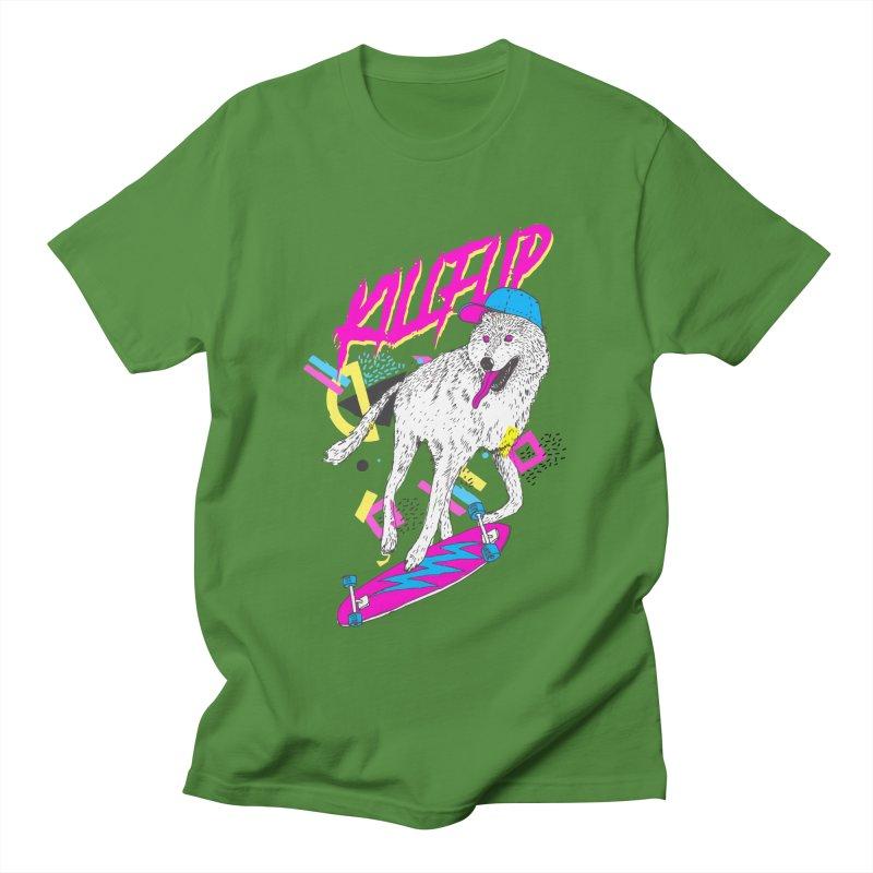 Kickflip Women's Unisex T-Shirt by Astronaut's Artist Shop