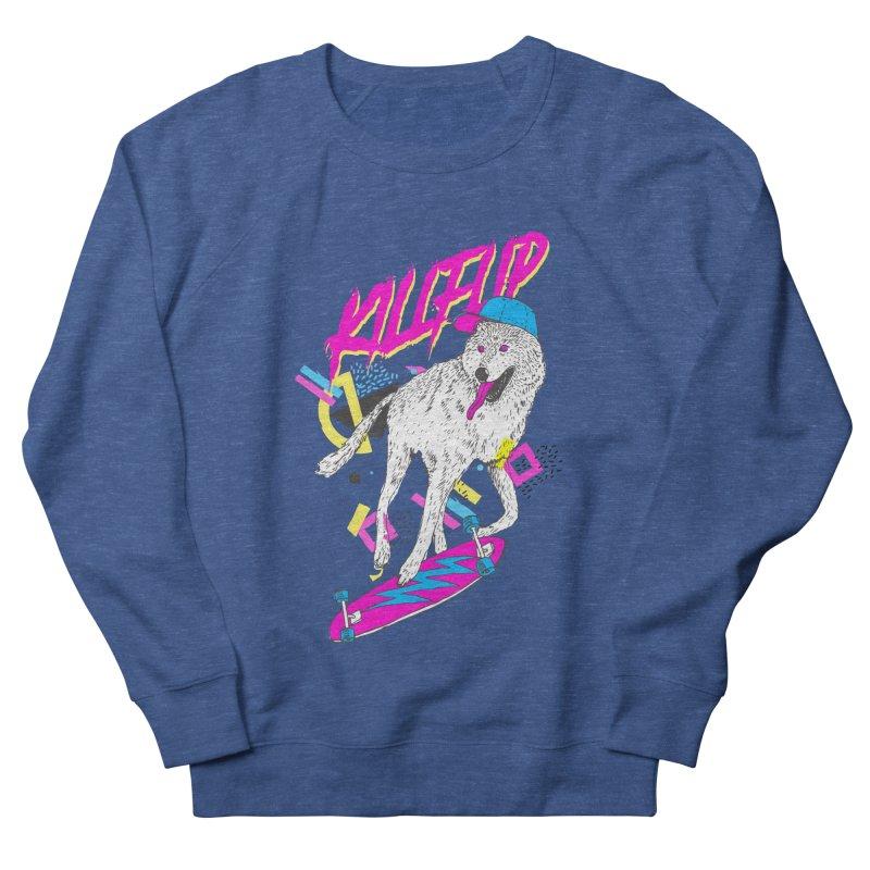 Kickflip Women's Sweatshirt by Astronaut's Artist Shop