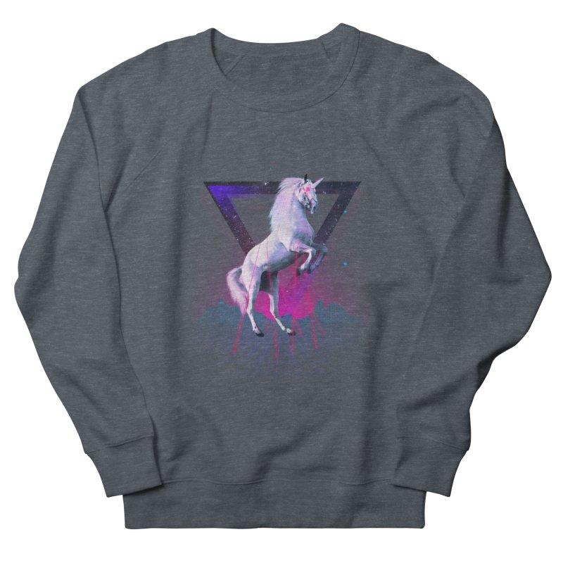 Last laser unicorn Women's Sweatshirt by Astronaut's Artist Shop